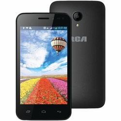 "RCA RLTP4028-BLACK 4"" Android(TM) Dual-Core Smartphone with Dual Camera"