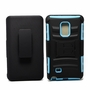 Samsung G Note Edge/SN915 Armor Belt Clip Holster Case Cover Blue