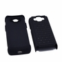 Samsung Galaxy Grand Prime SM-G530 Diamond Hybrid Rugged Case Cover Black