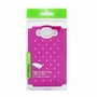 Samsung Galaxy Grand Prime SM-G530 Diamond Hybrid Rugged Case Cover Pink