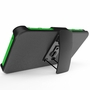 Samsung Galaxy Note 5 Armor Belt Clip Holster Case Cover Green
