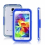 Samsung Galaxy S5/S4/S3 Full Body Sealed Waterproof Snowproof Shockproof Dirtproof Case Blue