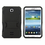 Samsung Galaxy Tab 3 7.0 Impact Silicone Case Dual Layer with Stand Black