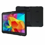 Samsung Galaxy Tab 4 10.1 Impact Silicone Case Dual Layer with Stand Black