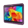 Samsung Galaxy Tab 4 10.1 Impact Silicone Case Dual Layer with Stand Pink
