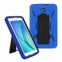 Samsung Galaxy Tab A 8.0 / T355 Hybrid Silicone Case Cover Stand Navy