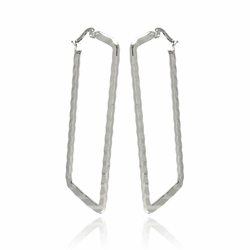 Stainless Steel Hoop Earrings  Ladies Jewelry  567-sse00066_25 -