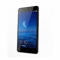 Supersonic 5 Inch Unlocked Smartphone with Android 5.1 4G LTE And Bluetooth - Black