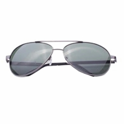 Ultralight Fashion Polarized Sunglasses (Gun Gray with Polarizer)