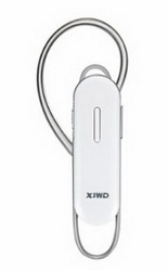 Universal 4.0 Bluetooth Headset Super-long Standby With Music Headset SILVER