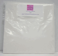100 sheets H&V Tearaway stabilizer 10x10 1.80 oz