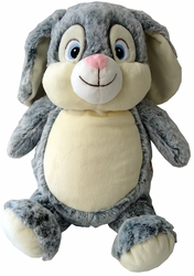 Baby Cubbies - Bunny - Gray