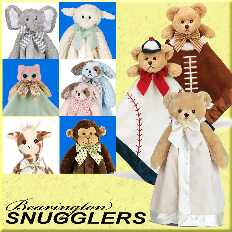 Bearington Baby Collection Snugglers