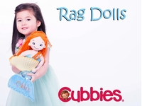 Cubbies - Rag Dolls