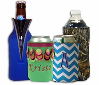 Foam Insulators - Can & Bottle Coolers