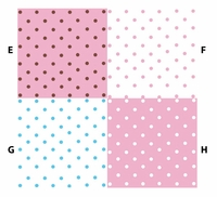 Polka dots - QuickStitch Embroidery Paper