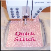 *Clearance - Just .35 cents per sheet - QuickStitch Embroidery Paper
