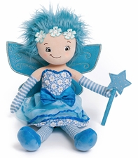 Cubbies Rag Doll - Blue Fairy - Jade