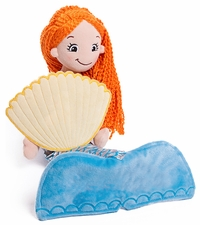 Cubbies Rag Doll - Mermaid - Fiona