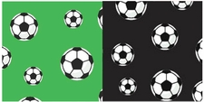 Clearance Priced - Soccer - QuickStitch Embroidery Paper