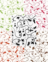 Swirl Filagree - QuickStitch Embroidery Paper