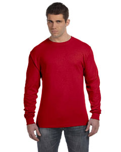 100% Ringspun Cotton nano-T® Long-Sleeve T-Shirt