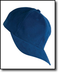 Brushed Cotton Twill Mid-Profile Cap