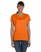 Ladies�   100% Heavy Cotton HD T-Shirt