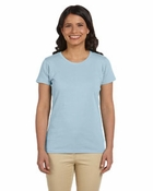 Ladies'  100% Organic Cotton Short-Sleeve T-Shirt