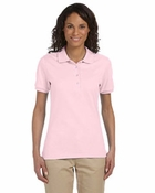 Ladies'  50/50 Jersey Polo with SpotShield™