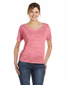 Ladies' Flowy Simple T-Shirt