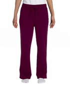 Ladies'   Heavy Blend™ 50/50 Open-Bottom Sweatpants