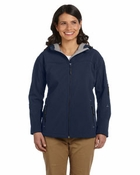 Ladies' Hooded Soft Shell Jacket