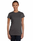 Ladies�  Junior Vintage Jersey Longer Length T-Shirt
