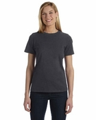 Ladies'  Missy Fit Crew Neck Jersey