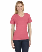 Ladies'  Missy Fit V-Neck