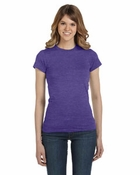 Ladies'  Semi-Sheer T-Shirt