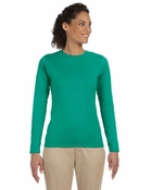 Ladies'  SoftStyle Junior Fit Long-Sleeve T-Shirt