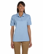 Ladies'  Ultra Cotton® Ringspun Piqué Polo