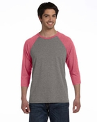 Triblend 3/4-Sleeve Baseball T-Shirt