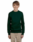 Youth  ComfortBlend® EcoSmart™ 50/50 Fleece Crew
