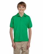 Youth  DryBlend® 50/50 Jersey Polo