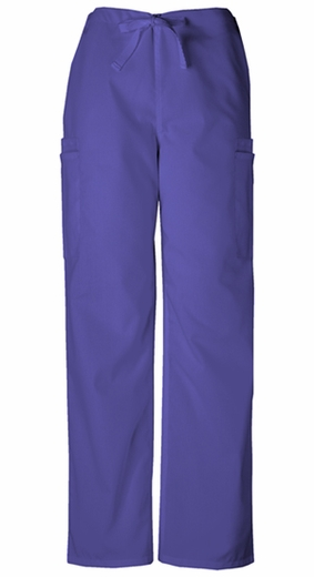Cherokee 4000 Men's Drawstring Cargo Pant - Grape