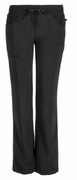Cherokee Infinity 1123- Low Rise Straight Leg Drawstring Pant