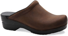 DANSKO Sonja Antique Brown Oiled