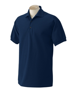 K500 Navy Polo with Embroidery