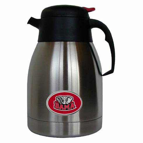 Alabama Crimson Tide Coffee Carafe