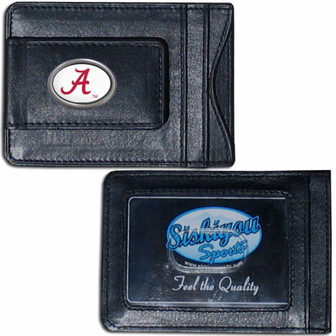 Alabama Leather Cash & Cardholder