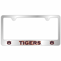 Auburn Tag License Plate Frame