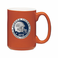 Auburn Tigers 2010 National Championship Coffee Mug